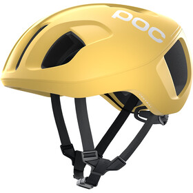 POC Ventral Spin Casque, sulfur yellow matt